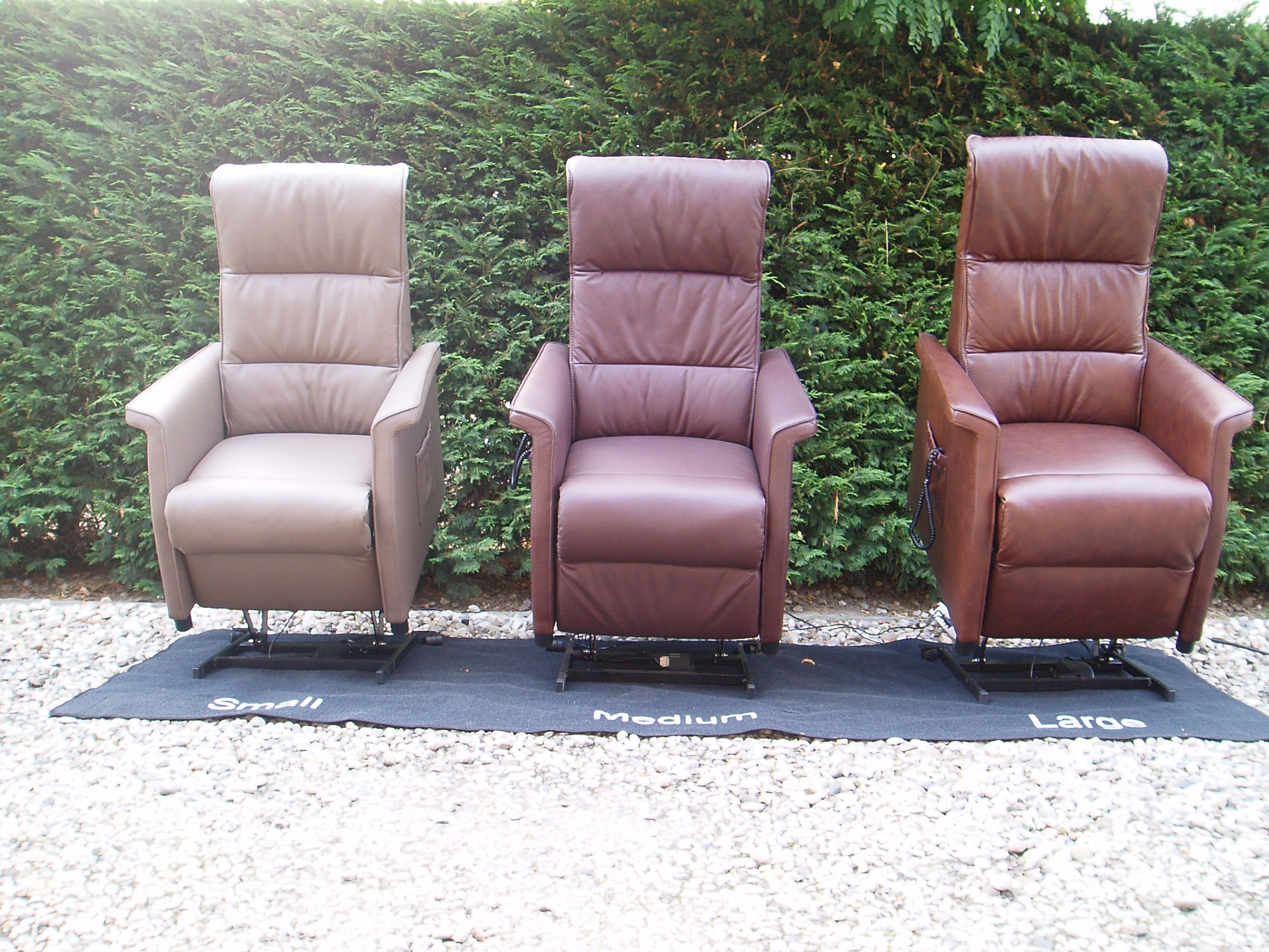 Relaxfauteuil Londen small