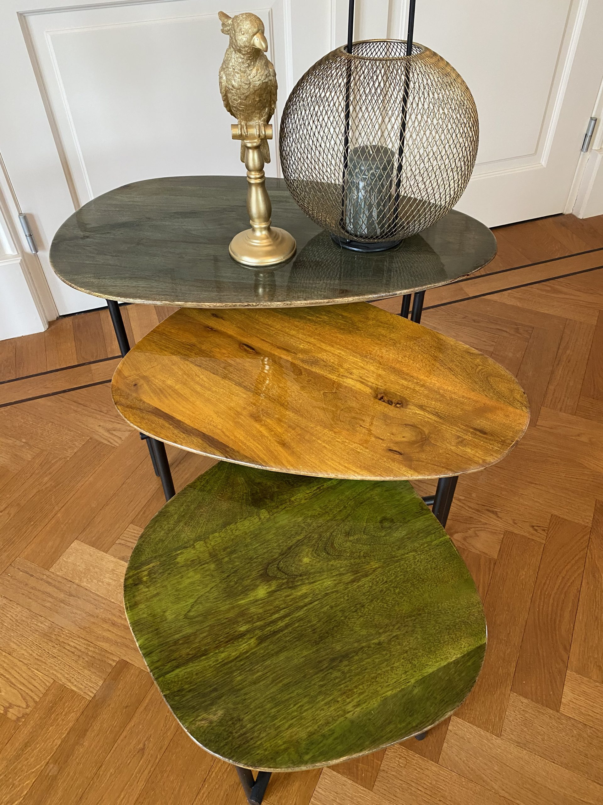 Sofa Table Nublado Mango Botanic