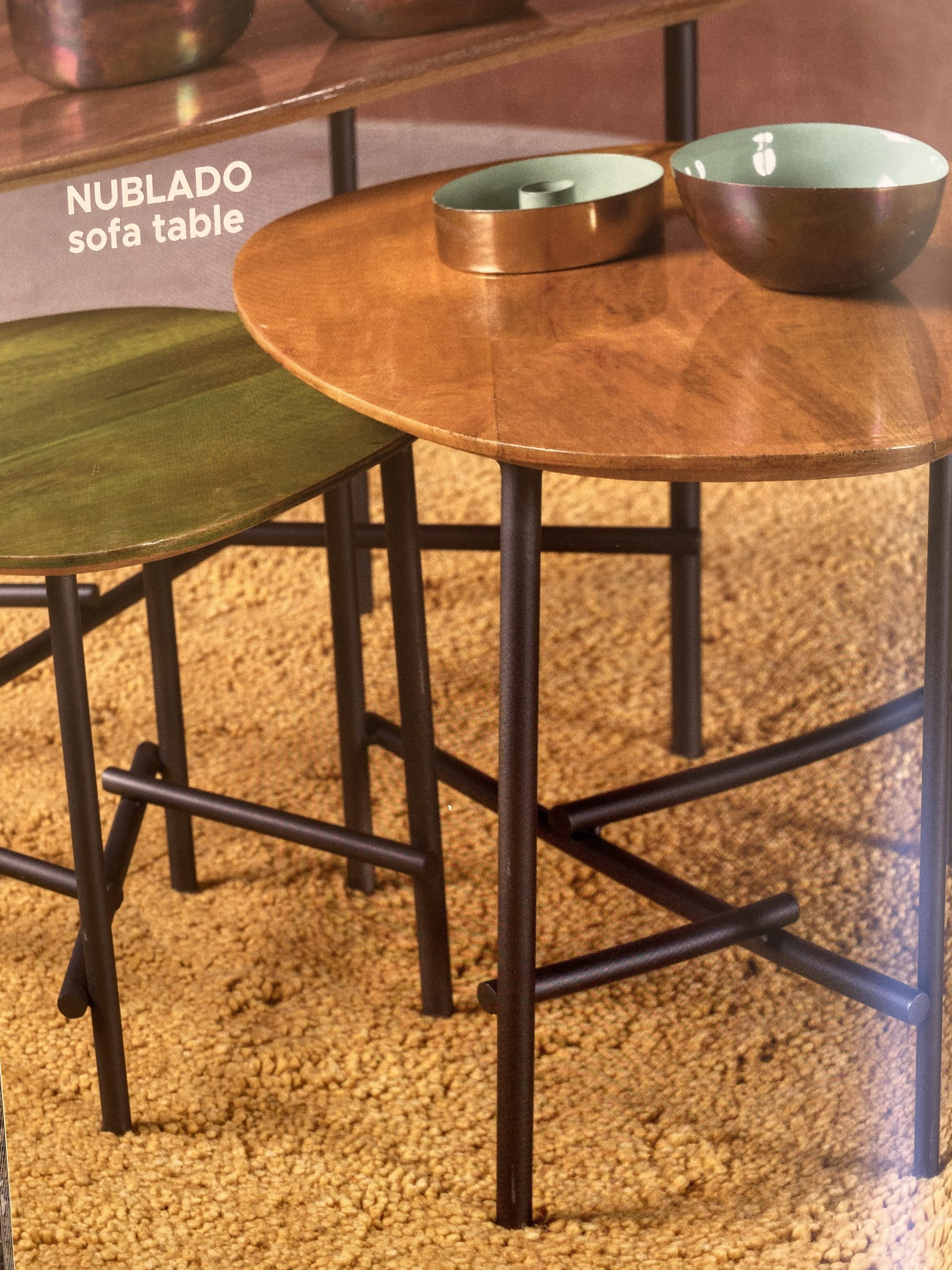 Sofa Table Nublado Mango Earth
